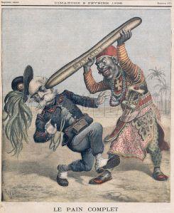 Caricature of Francesco Crispi and the defeat of the Italian …