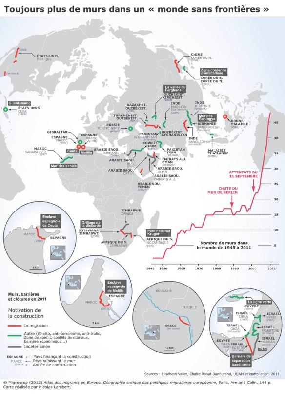 Carte-Murs-Monde